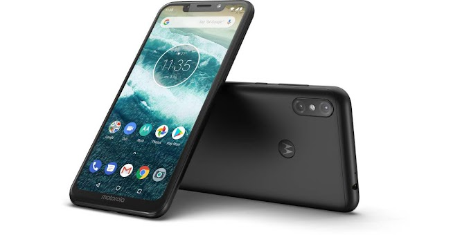 Motorola One Power receives Android Pie software update
