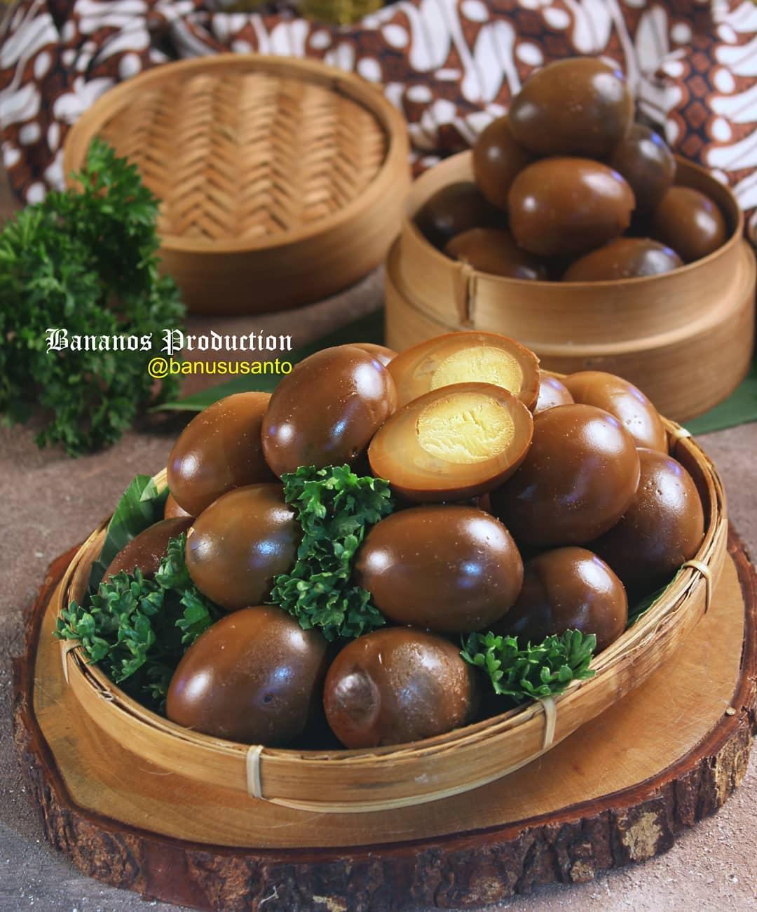 Resep Telur Bacem : resep, telur, bacem, RESEP, TELUR, BACEM., Gurih, Manis,, Menggugah, Selera, Setiap, Gigitannya, Resep, Spesial