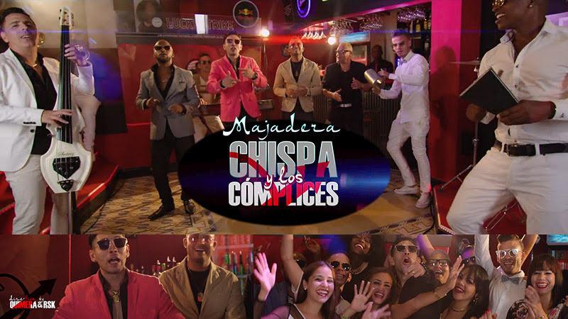 Chispa y Los Cómplices - ¨Majadera¨ - Videoclip - Dirección: Quimera - RSK. Portal Del Vídeo Clip Cubano