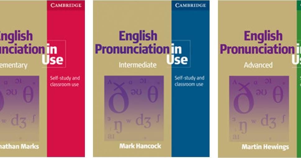 Get Cambridge English Pronunciation In Use