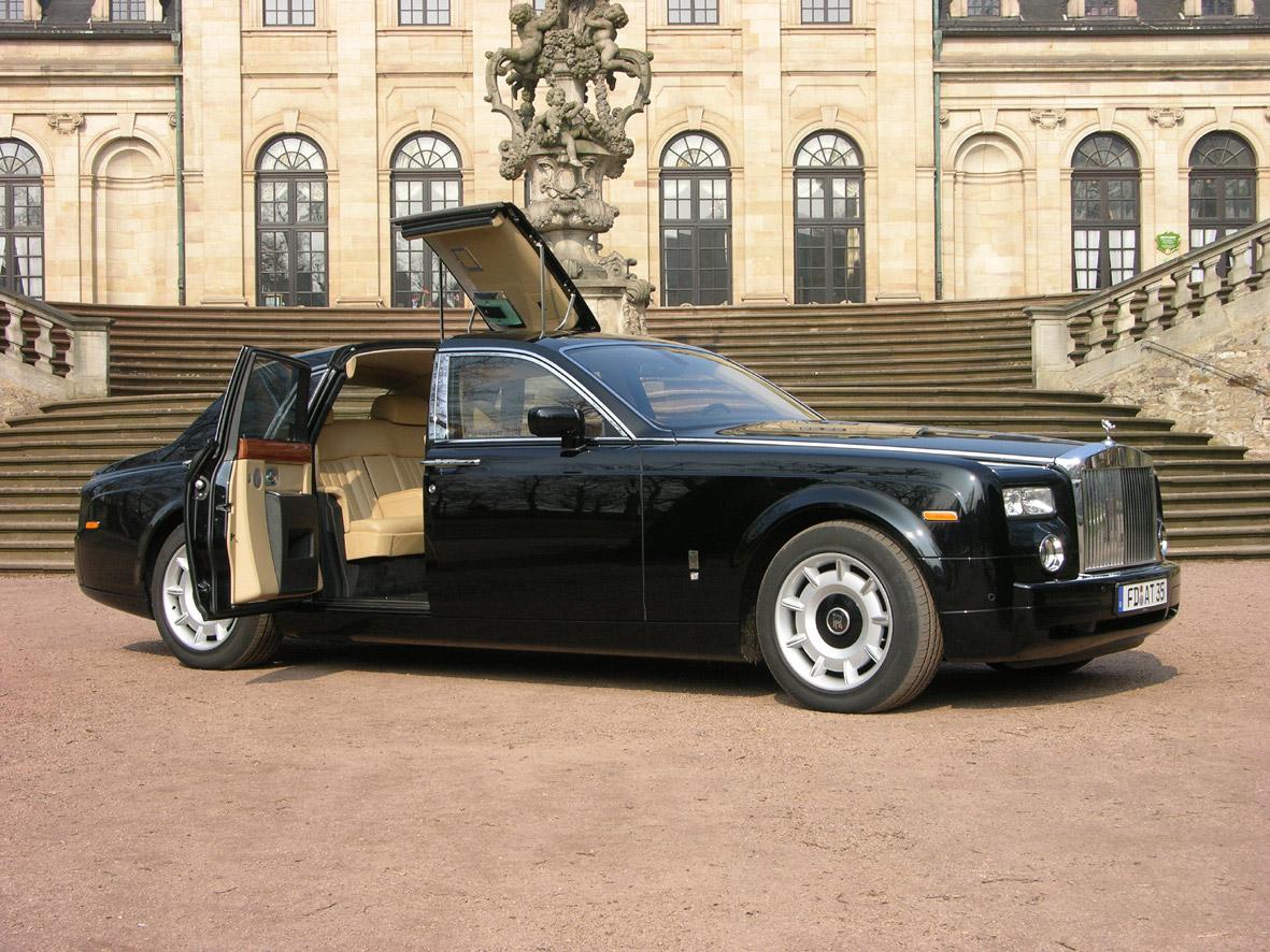 Rolls Royce Car Models