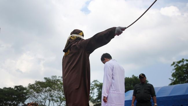 Kronologi Warga Kristen Dihukum Cambuk di Aceh
