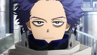 ヒロアカ | 心操人使 ペルソナコード | Shinso Hitoshi | 僕のヒーローアカデミア アニメ | My Hero Academia | Hello Anime !
