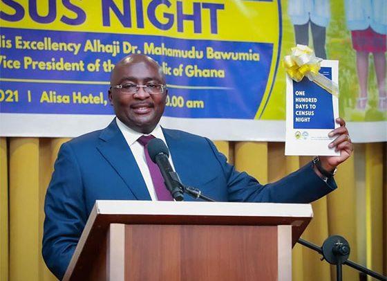 Bawumia Launches 100 Days Countdown To 2021 Census