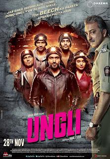 Download Ungli (2014) Full Movie DVDRip 720p