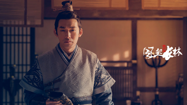 Nirvana in Fire 2 stills