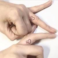 Tatuajes para el día de San Valentín