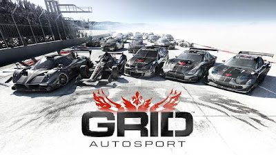 GRID Autosport APK + Data For Android Full Download