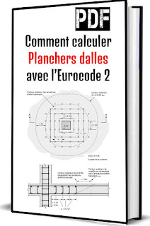 Comment calculer Planchers dalles avec l'Eurocode 2 pdf
