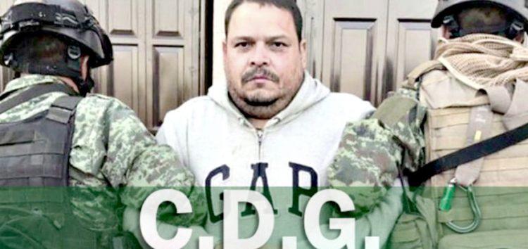 """""""La Hamburguesa"""", líder del Cartel Del Golfo, es trasladado al CEFERESO 9 en Juárez"""