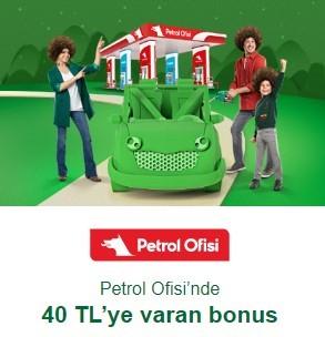 Bonus Kredi Kartı Petrol Ofisi Kampanyası