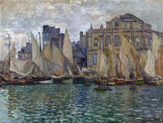 Art & Artists Claude Monet - Part 6 1872 1873