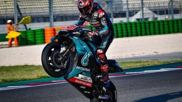 Tes MotoGP Sepang Malaysia Hari Terakhir: Quartararo Tetap di Posisi Terdepan