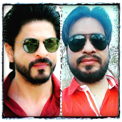 Who is real jabra Fan? Gavrav or me-My letter to Mr. Shah Rukh Khan.