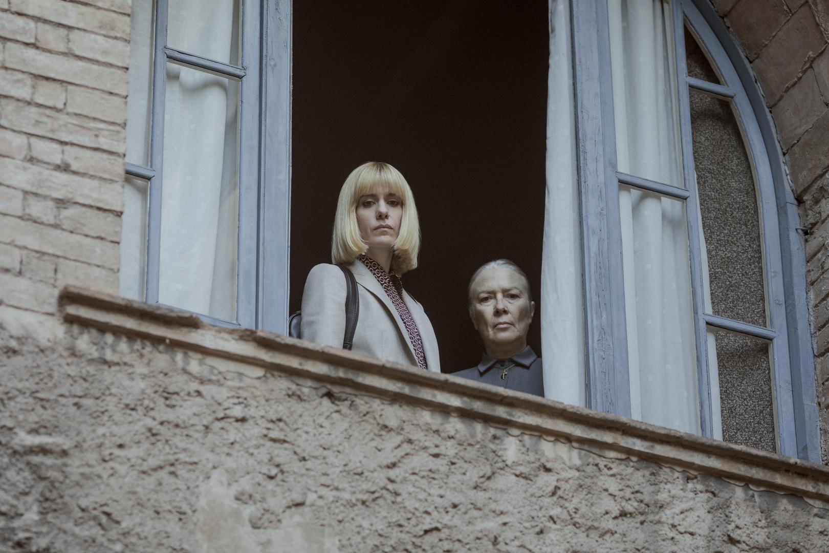 El inocente - serie netflix - Alexandra Jiménez y Susi Sánchez