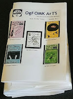 2. Original ZineFest 13-20 numbered Color cover: $5.00 Postage Paid. Signed and Numbered  by Alex Nuttall
