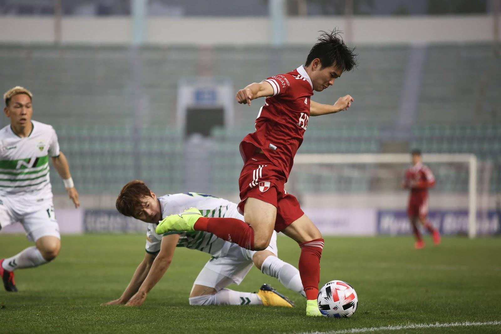 Kim Jin-kyu, Busan IPark
