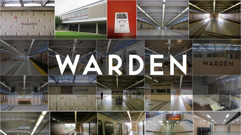 Warden station photo gallery