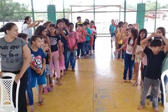 Casinha de Cultura Itinerante da OSC Ceacri esteve na comunidade de Lagoas em Itapiúna