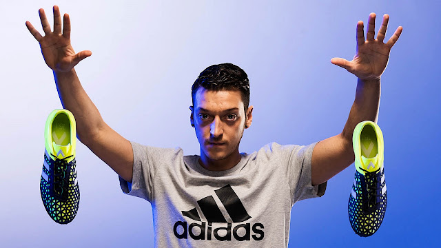 Mesut Ozil Adidas Ace 2017 German Star HD Desktop