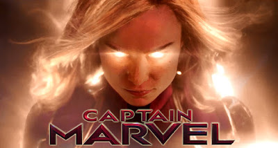 Marvel Studios Captain Marvel Movie Trailer