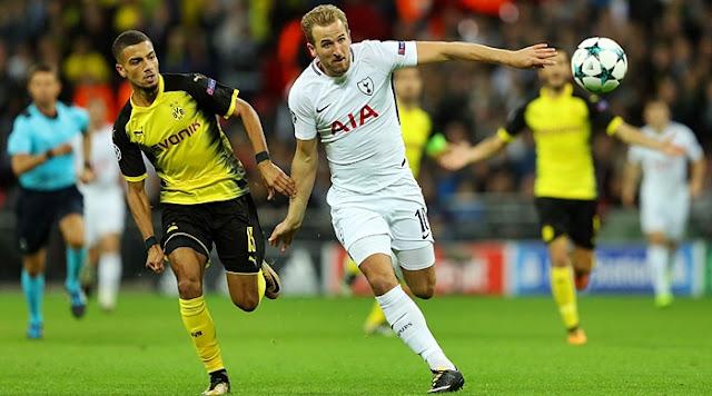 Prediksi Bola Borussia Dortmund vs Tottenham Hotspur Liga Champions