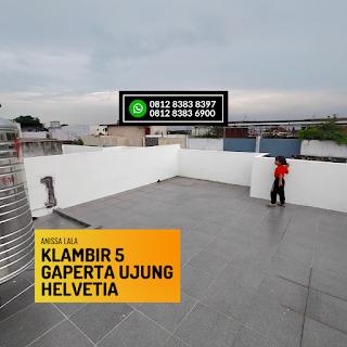 Lantai atas Rumah Murah Ready 2,5 Lantai Hanya 400 Jutaan Komplek Anissa Lala Klambir 5 Gaperta Ujung Helvetia Medan