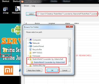 File UBL (Unlock Bootloader) Redmi Note 7 Lavender
