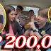 Sir Wil Tolentino, Binigyan si Madam Inutz ng Php 200,000 Kasama si Herlene Hipon!