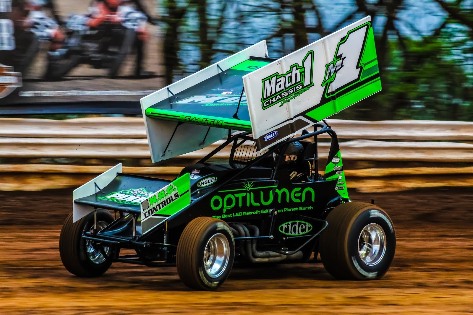 the best attitude 87750 d63e1 CENTRAL PA RACING SCENE: SMITH CLAIMS FOURTH 360 SPRINT CAR ...
