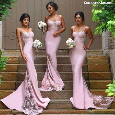 Vestidos de Dama de Honor 2020