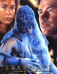 Read Stargate Atlantis: Wraithfall comic online