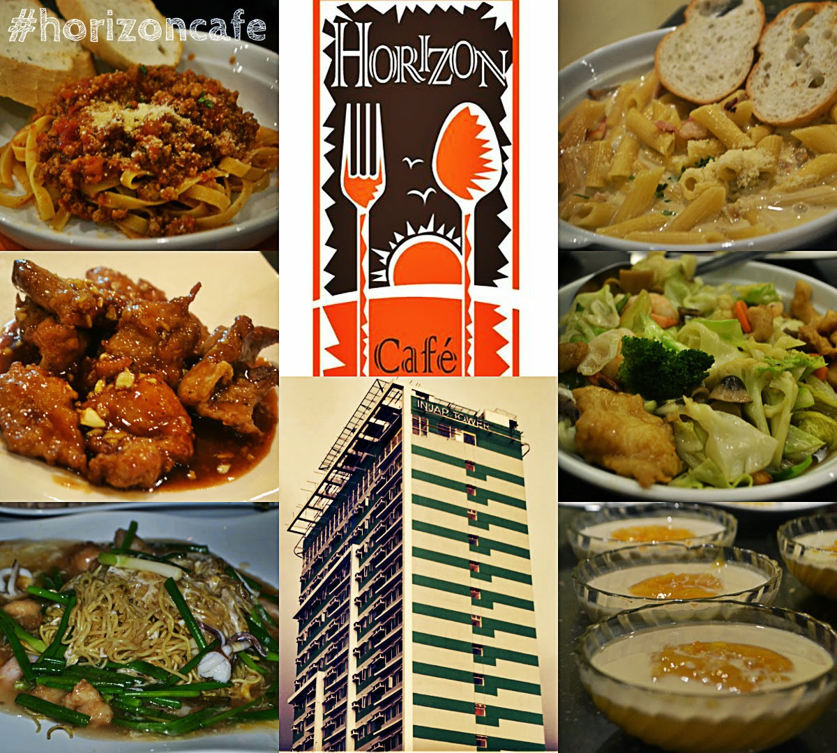 Horizon Cafe Injap Hotel Tower Asian Western Cuisine Cafe ilonggo iloilo city