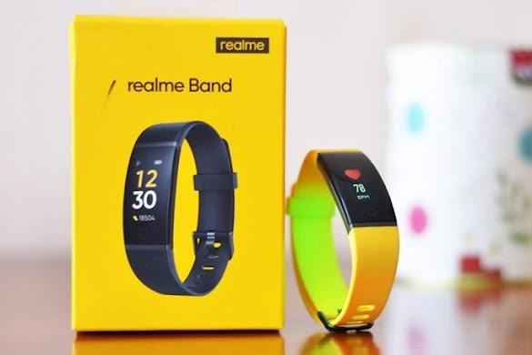 Realme Band Smartband Bergaya dengan Fitur Sporty