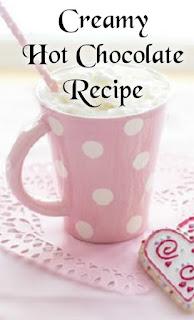 Creamy Hot Chocolate Recipe