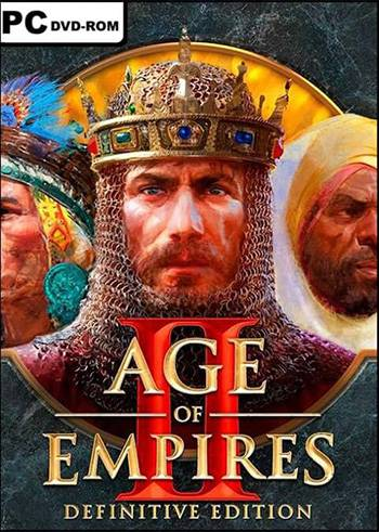 Descargar Age Of Empires II Definitive Edition PC Cover Caratula