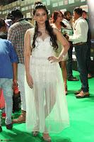 Meghana Gaur in a Deep Neck Sleeveless White Gown at IIFA Utsavam Awards 020.JPG