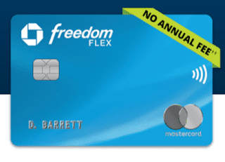 Chase Freedom Flex: $200 Bonus, Up to 5% Cash Back and No Annual Fee