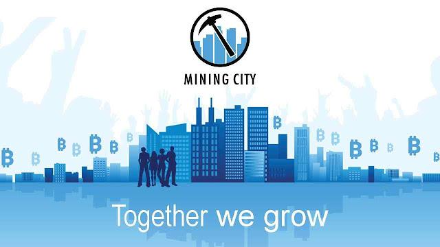 حقيقة الاستثمار في شركة ميننج ستي وعمله البتكوين فولت