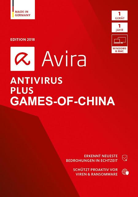 AVIRA ANTIVIRUS PLUS Cover Photo
