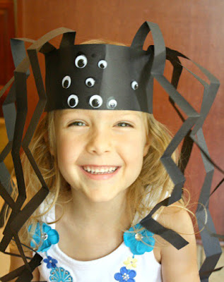 Spooky Halloween Crafts to Do with the Family