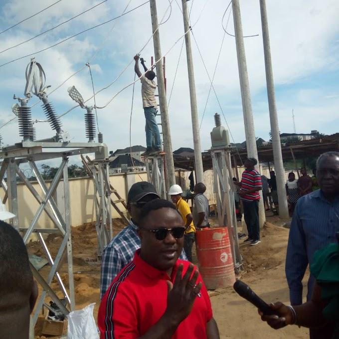 PHOTOS: Calabar to have uninterrupted power supply – Gov. Ayade