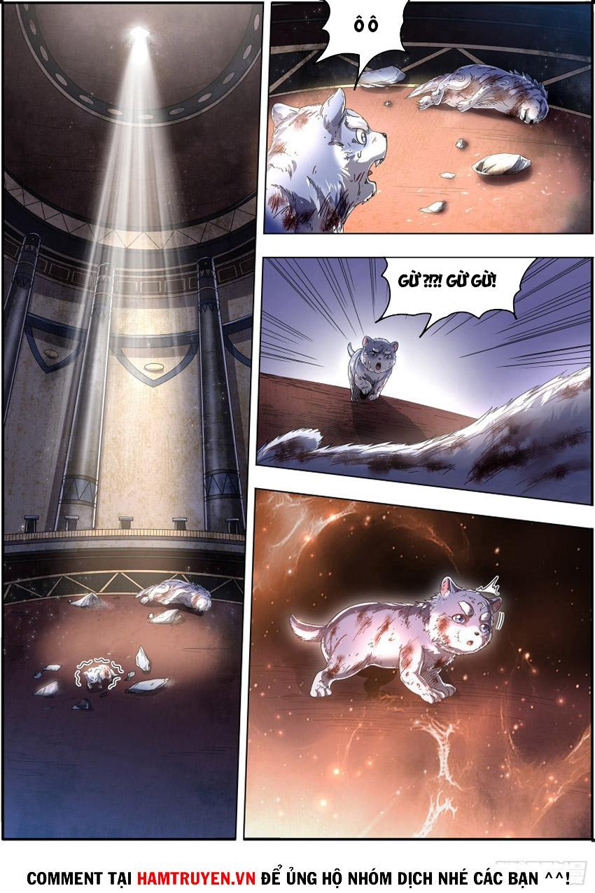 Ngự Linh Thế Giới chap 460 - Trang 4