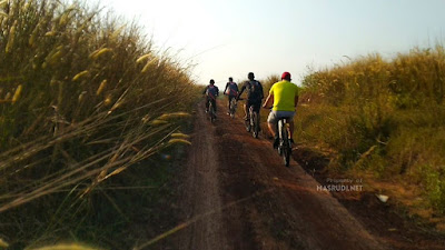Trek Sepeda Situ Cibeureum