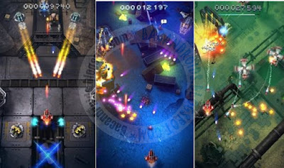 Sky Force reloaded Mod Apk + Data Obb Terbaru For Android