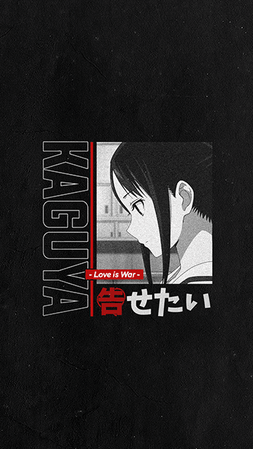 Shinomiya Kaguya - Kaguya-sama: Love is War Wallpaper