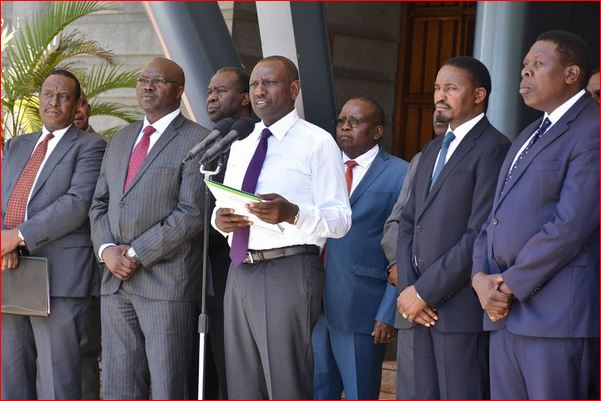 kenyan vice president dr william ruto