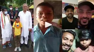 CHHATTISGARH SCHOOL BOY SAHDEV SONG BACHPAN KA PYAR VIRAL ON SOCIAL MEDIA