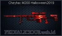 Cheytac M200 Halloween2019