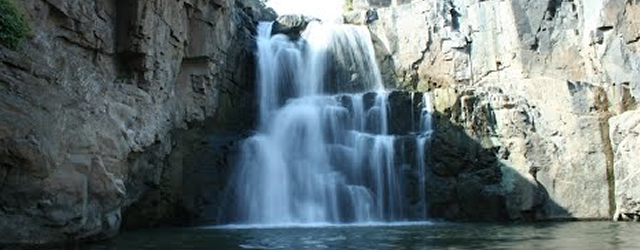 Zarwani Waterfall near Surat